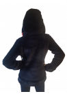 Veste Polaire à capuche